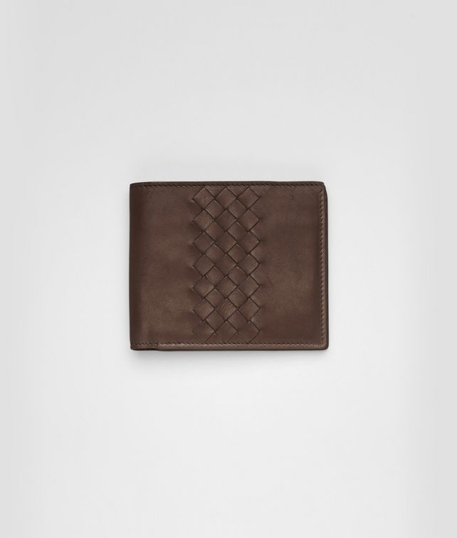 Edoardo Intrecciato Light Calf Wallet