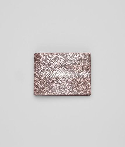 BOTTEGA VENETA - Soft Stingray Nappa Wallet
