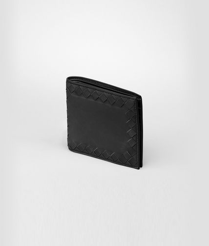 BOTTEGA VENETA - Intrecciato Waxed Leather Wallet