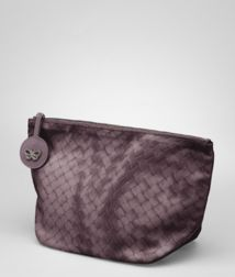 BOTTEGA VENETA - Cosmetic Cases, Quetsche Intrecciolusion Cosmetic Case