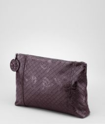 BOTTEGA VENETA - Cosmetic Cases, Quetsche Intrecciomirage Intarsio Cosmetic Case