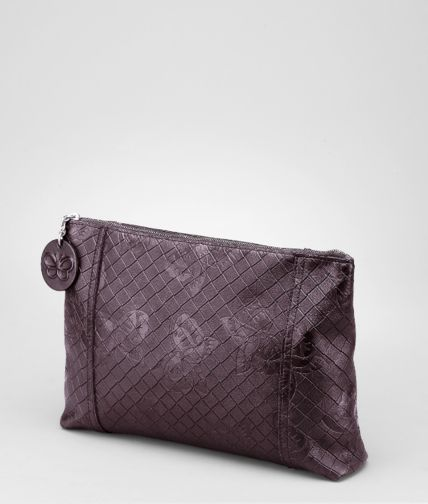 BOTTEGA VENETA - Intrecciomirage Intarsio Cosmetic Case