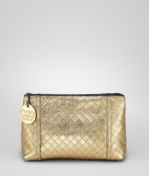 BOTTEGA VENETA - Cosmetic Cases, Intrecciomirage Cosmetic Case