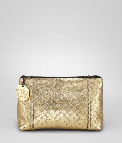 BOTTEGA VENETA - Intrecciomirage Cosmetic Case