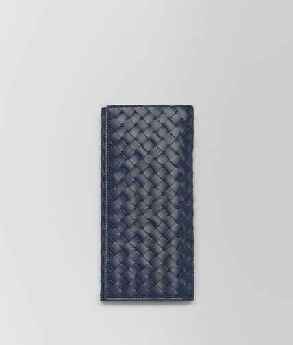 BOTTEGA VENETA - Light Tourmaline Intrecciato VN Continental Wallet
