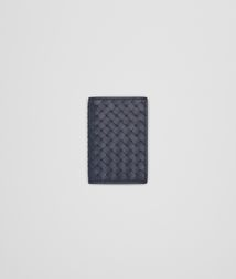 BOTTEGA VENETA - Card Cases and Coin Purses, Light Tourmaline Intrecciato VN Card Case