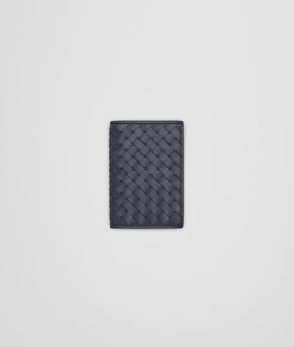 BOTTEGA VENETA - Light Tourmaline Intrecciato VN Card Case