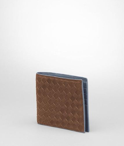 BOTTEGA VENETA - Intrecciato Washed Vintage Nappa Wallet