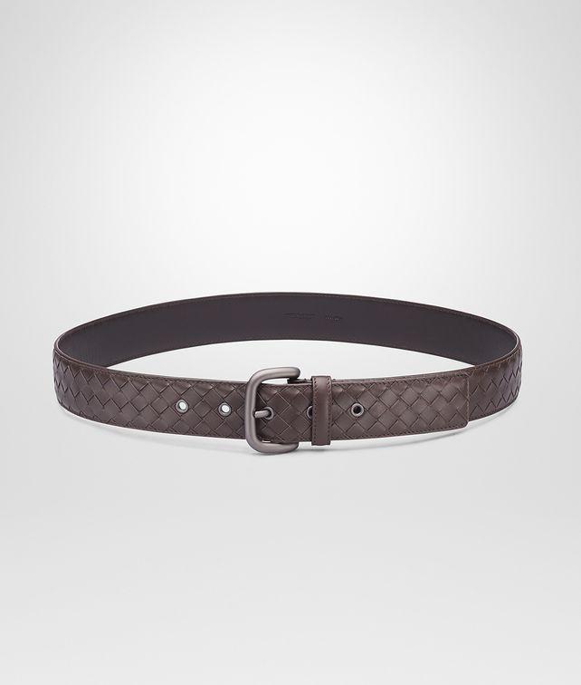 Ebano Intrecciato VN Belt
