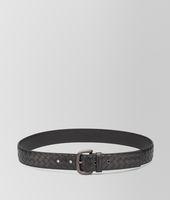 Nero Intrecciato VN Belt