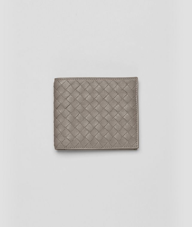 Fume Intrecciato Washed Lambskin Wallet