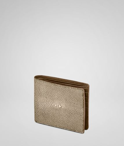 BOTTEGA VENETA - Soft Stingray Wallet