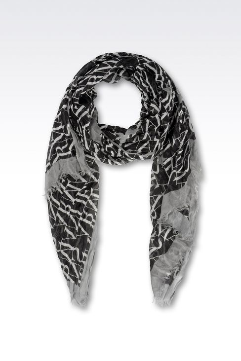 OTHER ACCESSORIES: Stoles Women by Armani - 1