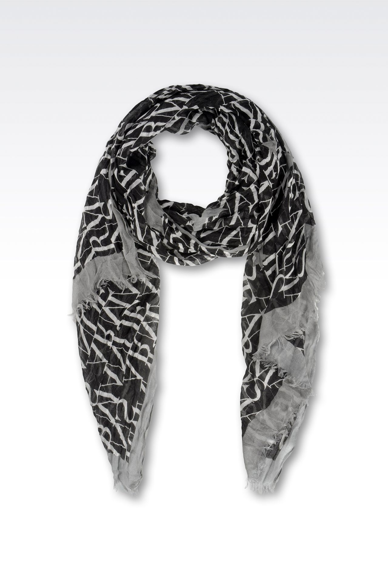 OTHER ACCESSORIES: Stoles Women by Armani - 0