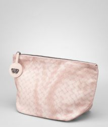 BOTTEGA VENETA - Cosmetic Cases, Petale Intrecciolusion Cosmetic Case
