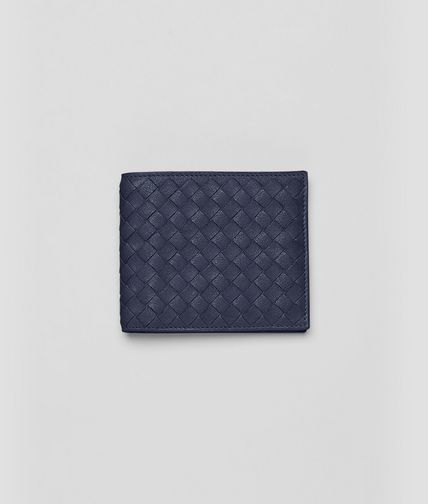 BOTTEGA VENETA - Intrecciato Washed Lambskin Wallet