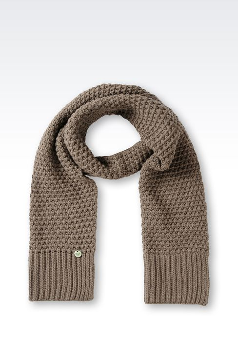 OTHER ACCESSORIES: Scarves Women by Armani - 1