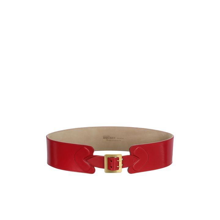 Alexander McQueen, Heart Buckle Belt