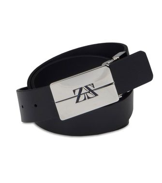 ZEGNA SPORT: Belt Black - 46308170WP
