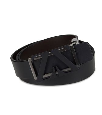 ZEGNA SPORT: Belt Black - 46308175OW