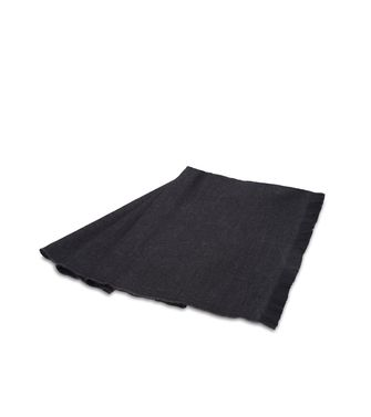 ZZEGNA: Scarf Blue - Steel grey - 46308272BA