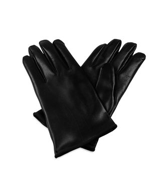 ERMENEGILDO ZEGNA: Gloves Black - 46308274qx