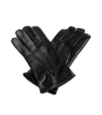 ERMENEGILDO ZEGNA: Gloves Blue - 46308278MF