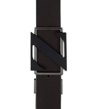 ZZEGNA: Belt Dark brown - 46308301LR