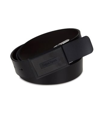 ZEGNA SPORT: Belt Dark brown - 46308303FO