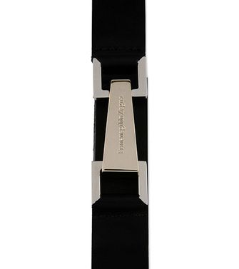 ERMENEGILDO ZEGNA: Belt Blue - 46308306XL