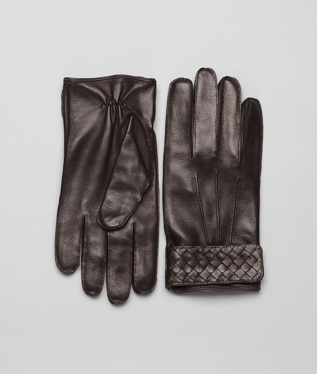 Ebano Soft Nappa Gloves