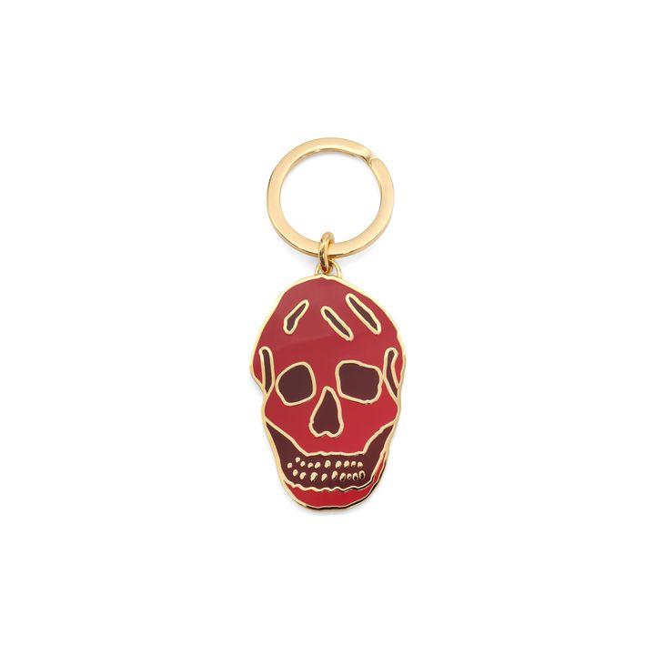 Alexander McQueen, Enamel Skull Keying