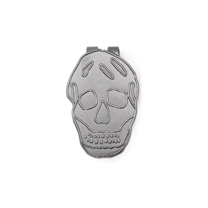Alexander McQueen, Metal Skull Money Clip