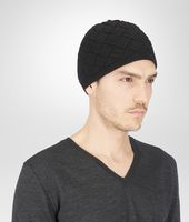 HAT IN NERO WOOL