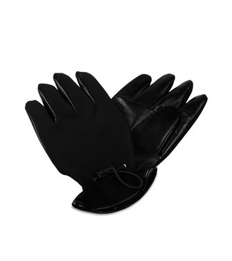 ZEGNA SPORT: Gloves Black - 46308939EI