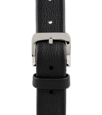 ERMENEGILDO ZEGNA: Belt Black - 46309373MM