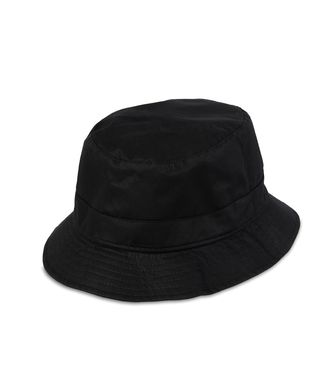 ERMENEGILDO ZEGNA: Hat Black - Maroon - Blue - Dark green - 46310091IQ