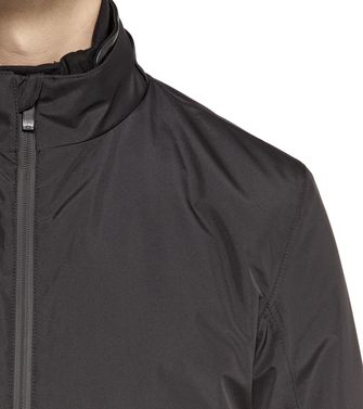 ZEGNA SPORT: Icon Jacket  Nero - 46310104GS