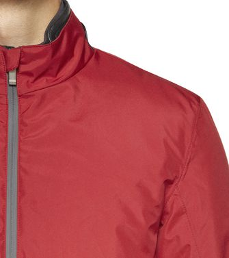 ZEGNA SPORT: Icon Jackets Red - Black - Blue - 46310104OG