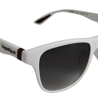 ZEGNA SPORT: Sunglasses Black - 46310496OQ