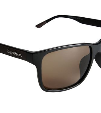 ZEGNA SPORT: Sunglasses Black - 46310502UO