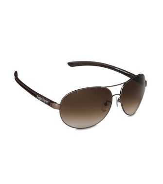 ZEGNA SPORT: Sunglasses Dark brown - 46310566TF