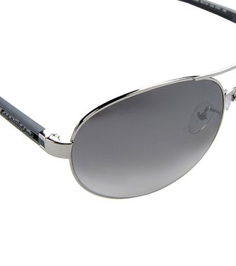 ZEGNA SPORT: Sunglasses Dark brown - 46310569KG