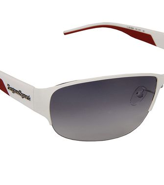 ZEGNA SPORT: Sunglasses Dark brown - 46310576BU