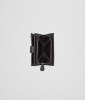Nero Intrecciato Nappa Wallet
