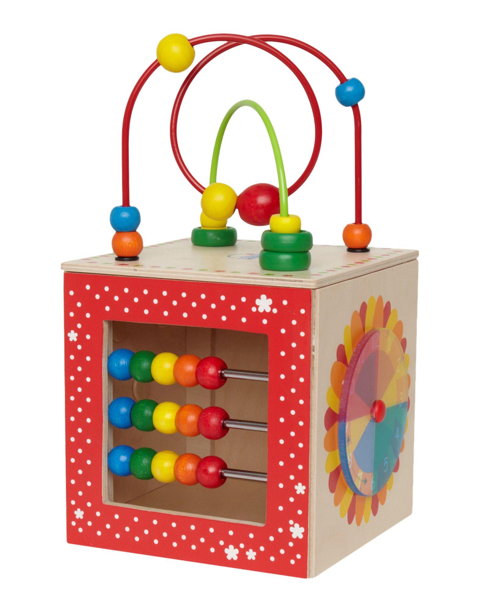 HAPE Unisex Baby- und Kinderspielzeuge Farbe Rot Größe 1