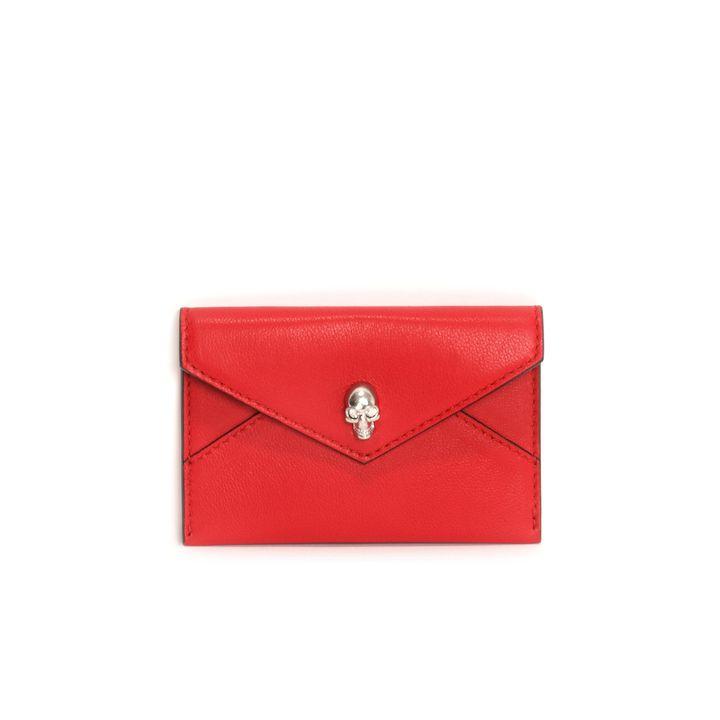 Alexander McQueen, Skull Card Envelope