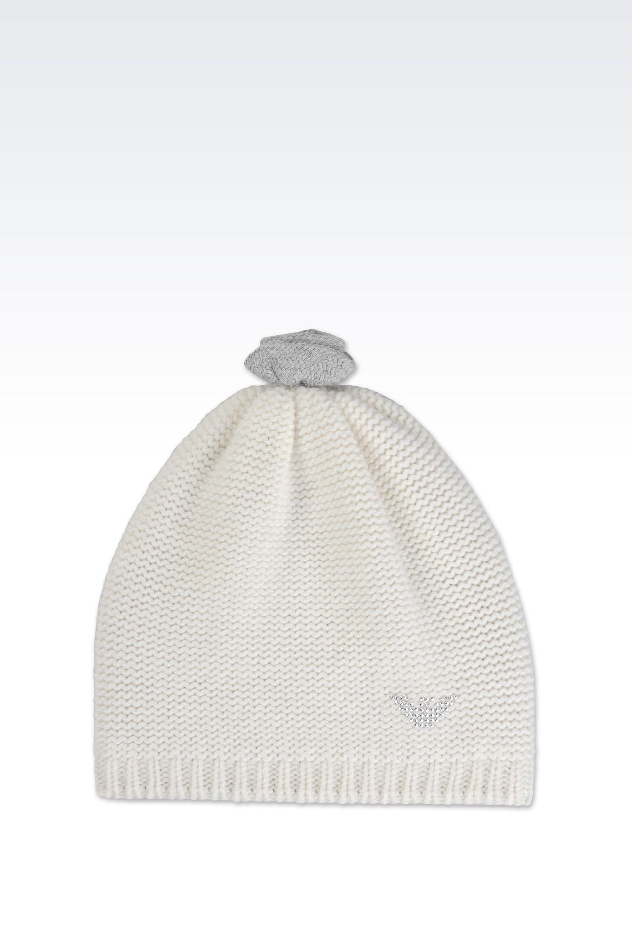针织帽子的洗水标志