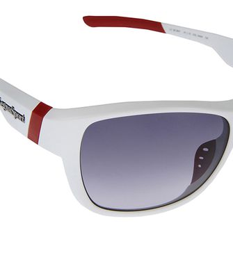 ZEGNA SPORT: Sunglasses Orange - 46312293UR