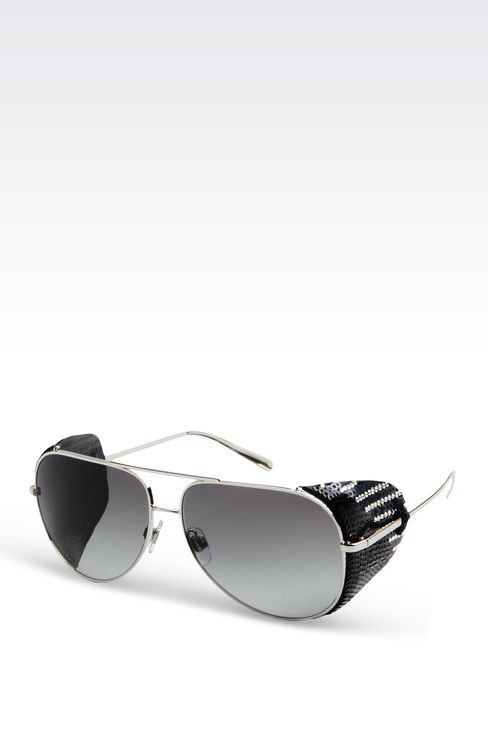 Sunglasses: Sun-glasses Women by Armani - 2